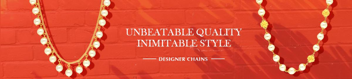 Designer Gold Chains