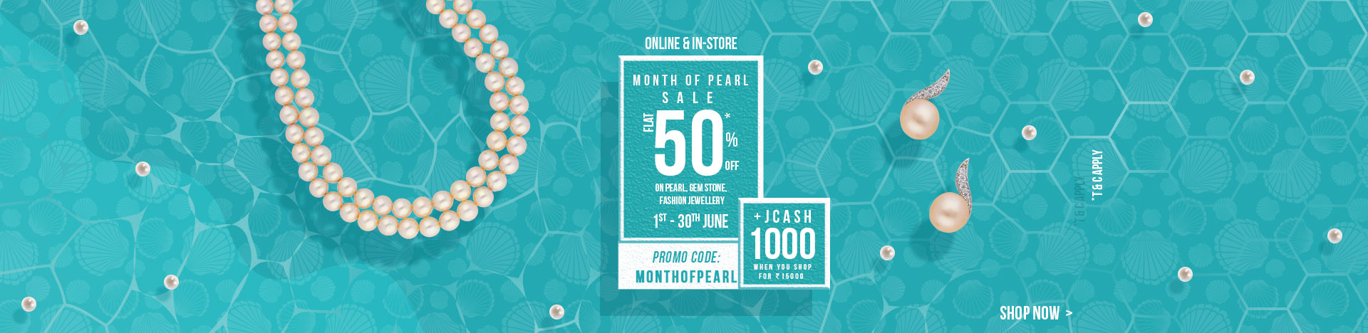 Pearl Month