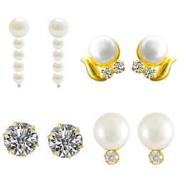 Awsome Pearl Earrings Collections