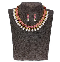 Shinning Pearl Necklace