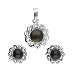 Azeela  92.5 Silver Pearl...