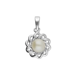 92.5 Silver Stunning White Pearl...