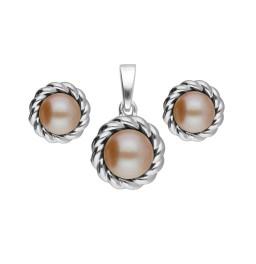 Ananya 92.5 Silver Pearl Pendant...