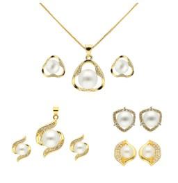 Valentine Misty Pearl Pendant...