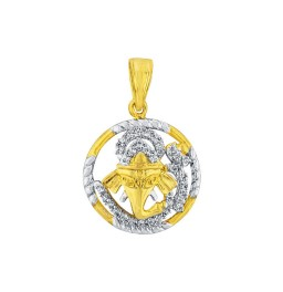 Prathameshwara Diamond Pendant