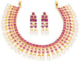 Astonishing Pearl Necklace