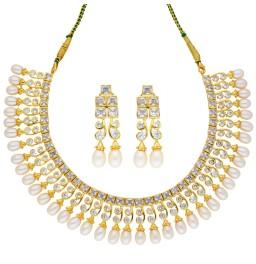 Surprising Pearl Necklace