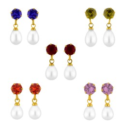 Colourful Earrings Combo