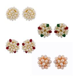 Flower Earrings Combo