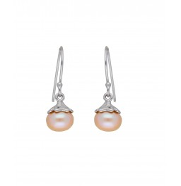 Flare 925 Sterling Silver Pearl...