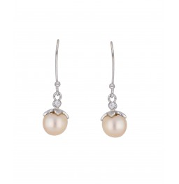 Aster 925 Sterling Silver Pearl...