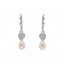 Floret 925 Sterling Silver Pearl...