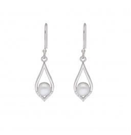 Maisha 925 Sterling Silver Pearl...