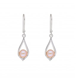 Aarya 925 Sterling Silver Pearl...