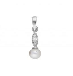 Lavina 925 Sterling Silver Pearl...