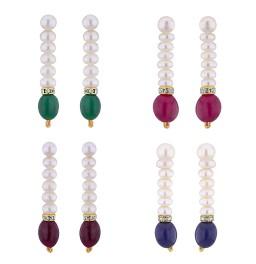 Inventive Fashion Pearl Earring...