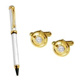 Special Cufflinks With Pen