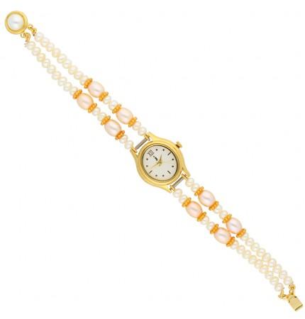 Brio Pearl Wrist Watch