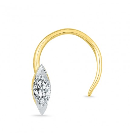Buy The Best Single Diamond Nose Pin Online At Best Price In India Jpearls Com