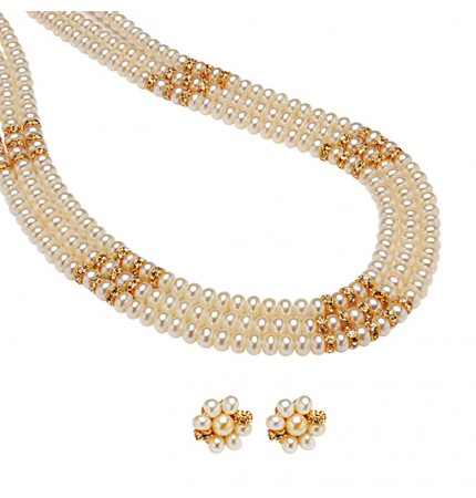 Wonder pearl Necklace