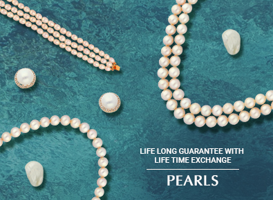 bac0f9e44 Buy Pearl Jewellery Designs Online | India's Best Hyderabadi Pearl ...
